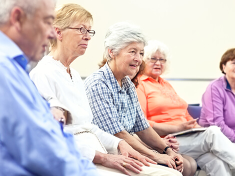 rehabilitation support groups